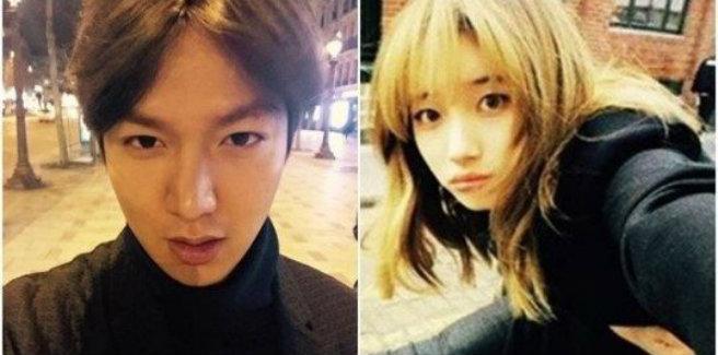 Suzy delle Miss A e Lee Min Ho non si sono lasciati