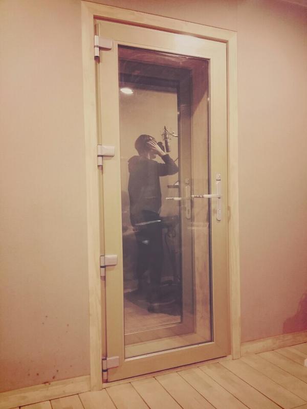 seung ho recording