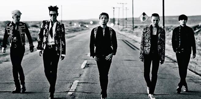 Collezione di successi infiniti per i re BIGBANG
