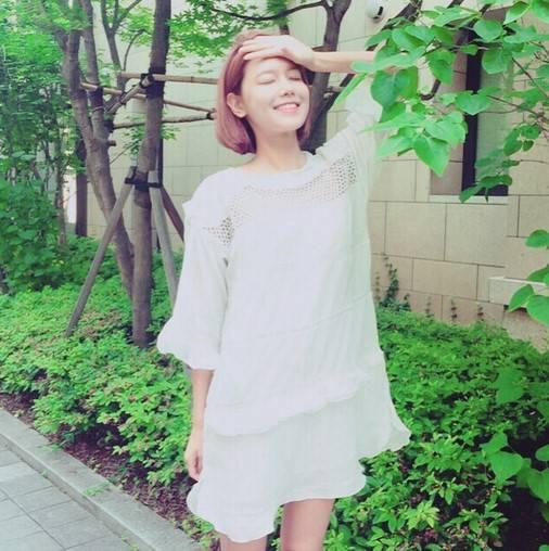 Sooyoung new haircut