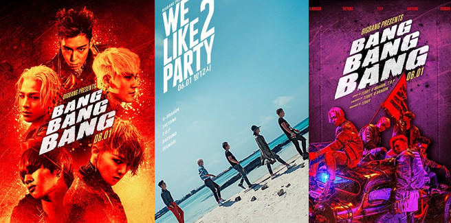 """I BIGBANG torneranno con """"Bang Bang Bang"""" e """"We Like 2 Party"""""""