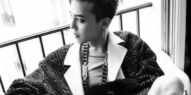 "G-Dragon per la mostra ""PEACEMINUSONE: Beyond the Stage"""