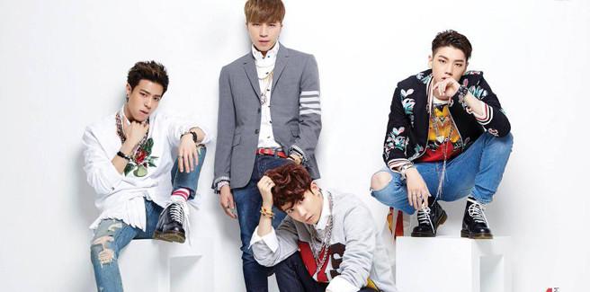 Gli HIGH4 pubblicano l'MV per 'Love Line'