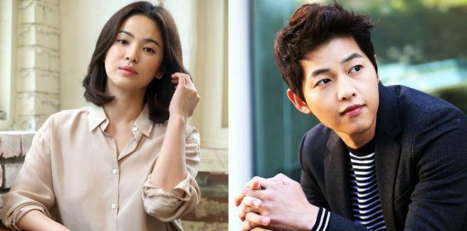 Song Hye Kyo e Song Joong Ki hanno divorziato in 5 minuti?