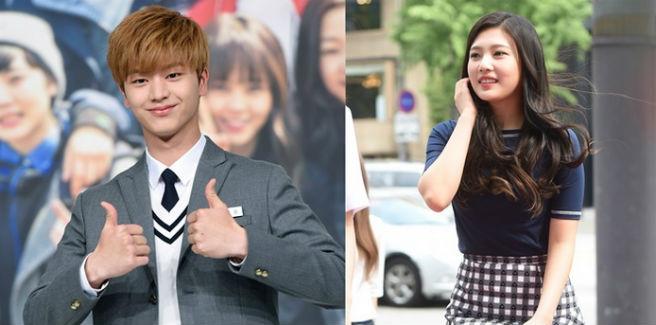 """I primi approcci  della """"SungJoy"""" nella nuova serie di """"We Got Married"""""""