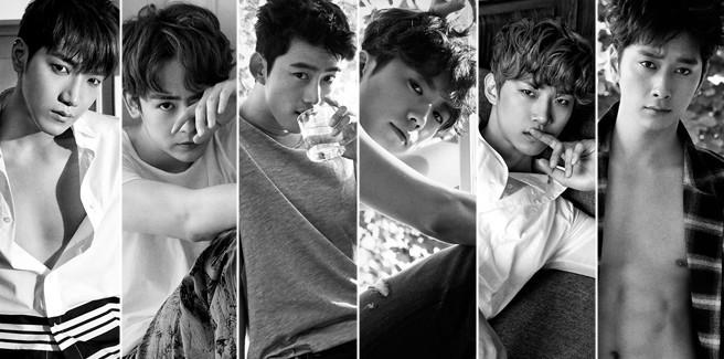 Prime immagini teaser per il comeback dei 2PM
