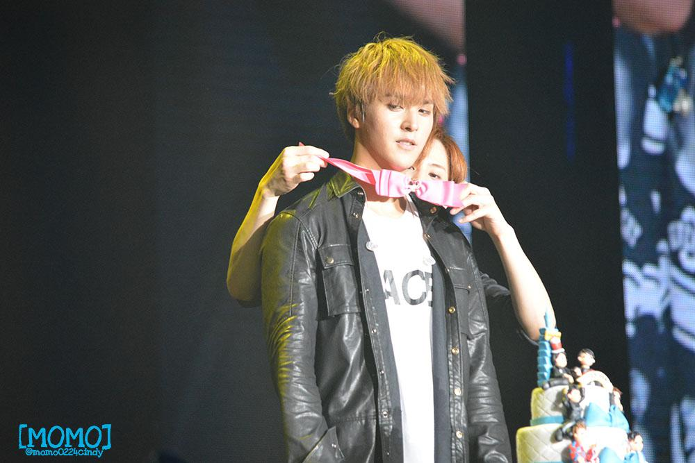Dongwoon bday