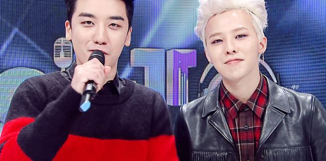 Seungri dei BIGBANG si vanta di essere amato e 'molto bravo' su twitter e GDragon gli risponde