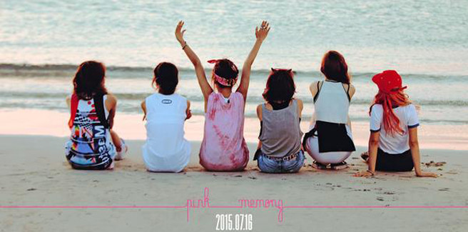 Le A Pink pronte a conquistare Luglio con la canzone 'Pink Memory'