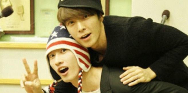 Le E.L.F. prendono in giro Donghae e Eunhyuk!