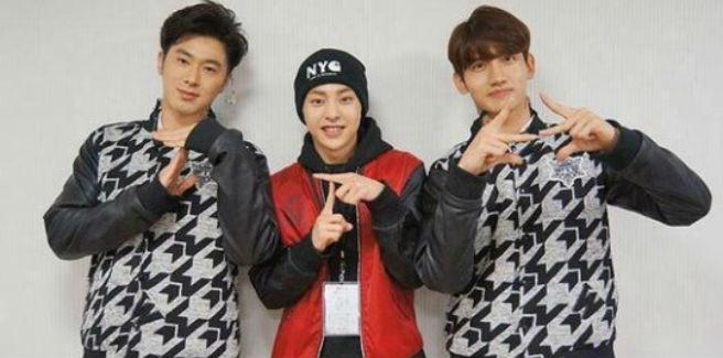 Xiumin degli EXO è un fanboy dei TVXQ