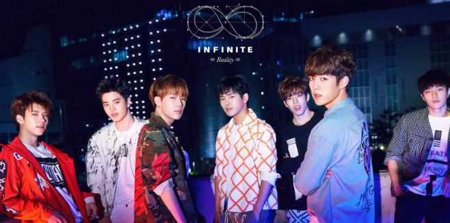 """Le immagini teaser e la track list di """"Reality"""" degli Infinite"""
