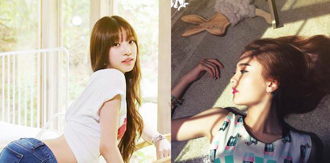Sumin e Nahyun delle SONAMOO sono nei primi teaser di 'Cushion'