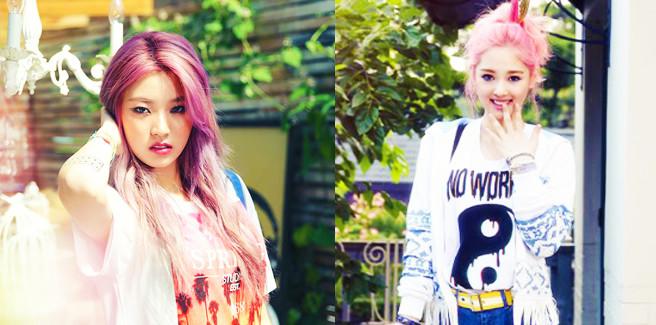 D.ana e Newsun delle SONAMOO sono le protagoniste dei teaser di 'Cushion'
