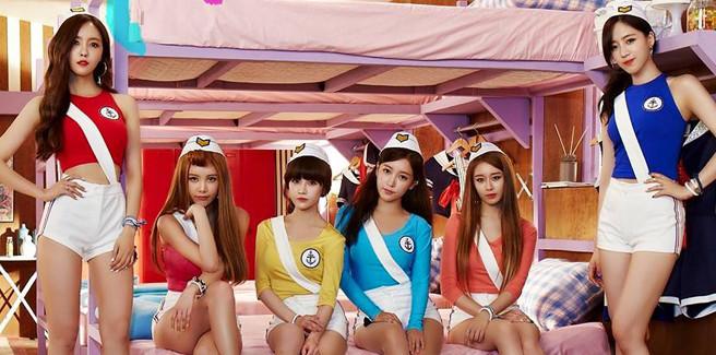 La MBK Ent registra il marchio 'T-ara', perché?