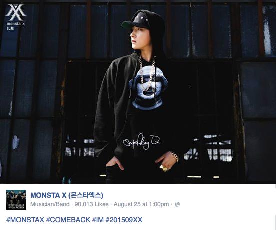 MONSTA X IM 25 A