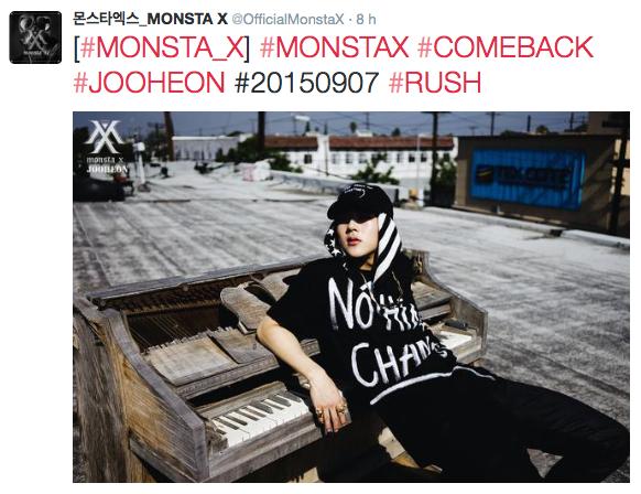 MONSTA X JOOHEON 31A