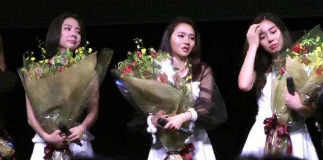 Omaggiata la memoria di Rise ed Eunbi delle Ladies'Code nel concerto a loro dedicato