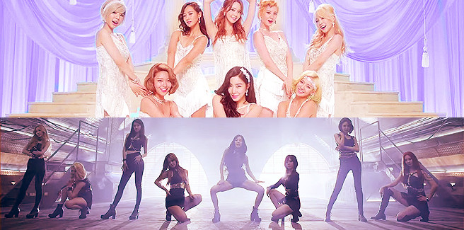 "Le magnifiche SNSD tornano con le title track ""Lion Heart"" e ""You Think"" per il quinto full album ""Lion Heart"""