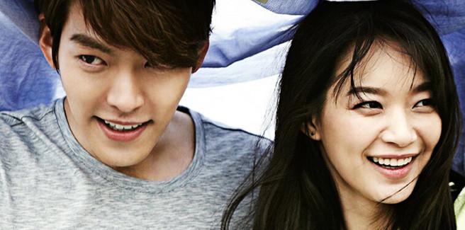 Kim Woo Bin e Shin Min Ah per la prima volta visti insieme dopo il fidanzamento