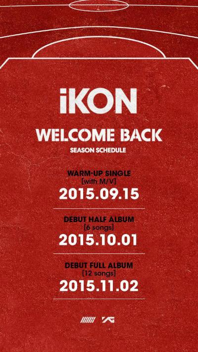 ikon-debutschedule