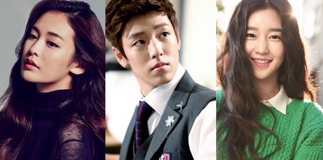 Lee Hyun Woo, Seo Ye Ji e Jung Yoo Jin si uniscono a Hongbin dei VIXX e Z.HERA per 'Murim School'