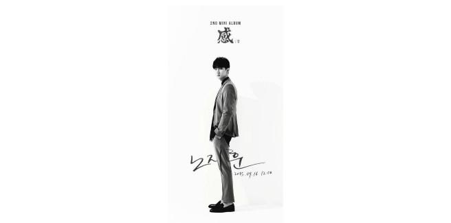 Roh Ji Hoon presenta tracklist e teaser dell'album 'Feeling'