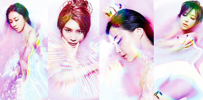 Le Brown Eyed Girls rivelano foto sensuali e le tracce di 'Basic'