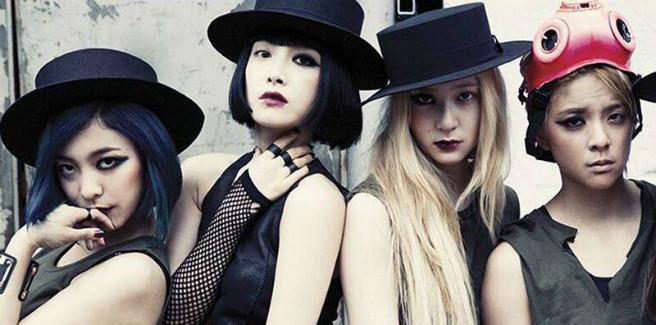 Le f(x) svelano teasers misteriosi e la data  del loro comeback