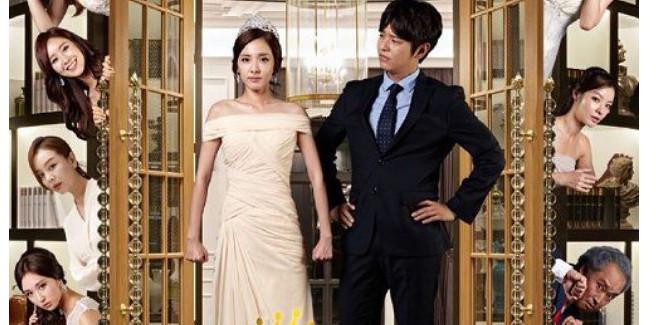 Dara delle 2NE1 e Kim Jung Hoon nel poster di 'Missing Korea'