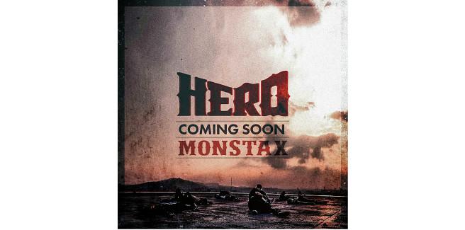 """I MONSTA X rilasciano le prime foto teaser per la """"NEW HERO"""""""