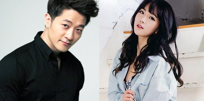 Alex e Hyunyoung delle Rainboow confermano di essere una coppia