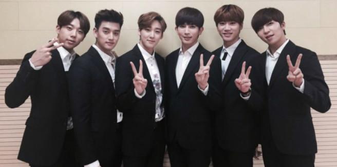Gli U-KISS conquistano ai Korea Drama Awards 2015