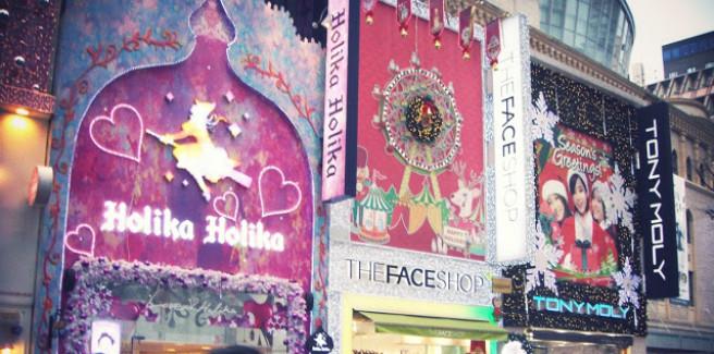 Il colorato mondo dei brand di Make Up coreani