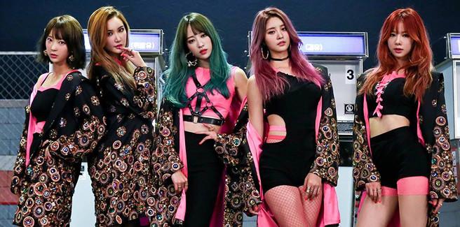 """Presto le EXID rilasceranno la dance version della canzone """"L.I.E"""""""