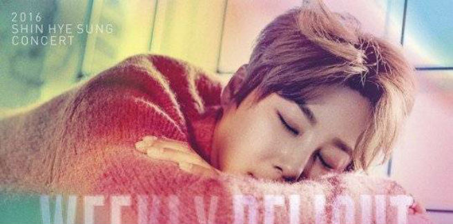 Comeback da solista per Hyesung degli Shinhwa