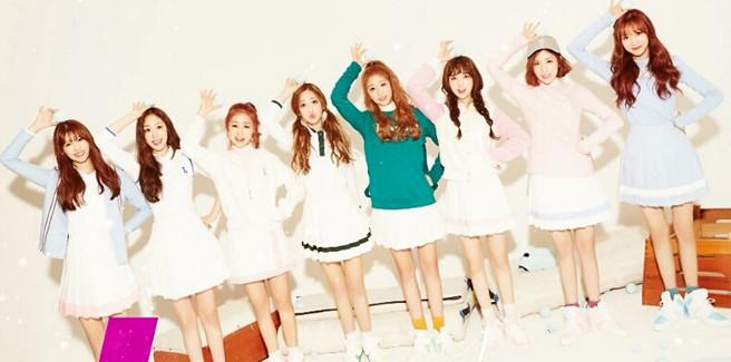 Inizia il reality show 'Lovelyz in Wonderland' e il manager getta il cibo delle ragazze