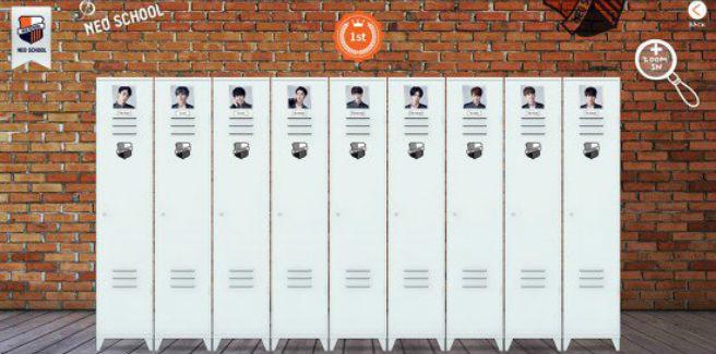 I trainee Neoz School nelle preview dei loro teaser