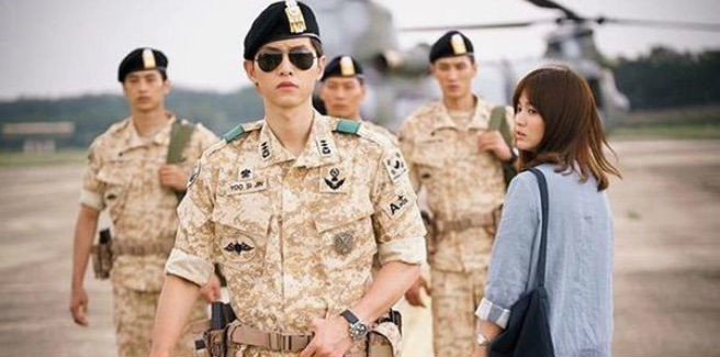 "Chiarimenti sul DVD e il film del drama ""Descendants Of The Sun"""