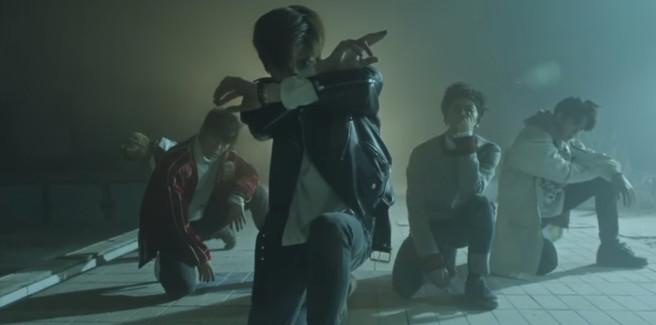 Il nuovo gruppo dell'SM, gli NCT, in una strepitosa coreografia