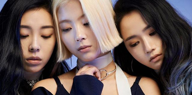 Le Ladies Code rilasciano altri teaser di 'Galaxy' e la preview dell'album