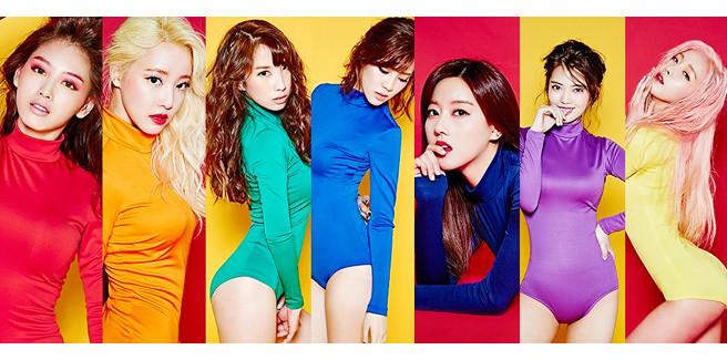Le Rainbow rilasciano una preview dell'album 'PRISM'