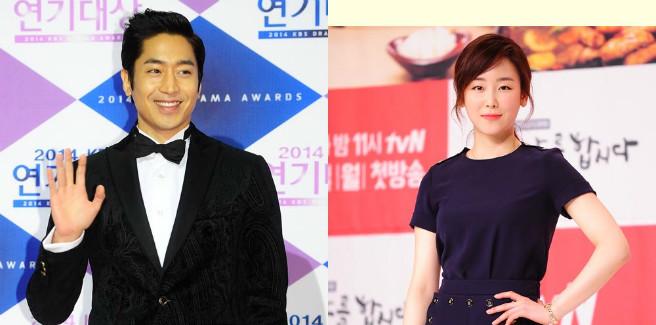 Seo Hyun Jin e Eric degli Shinhwa in un nuovo drama