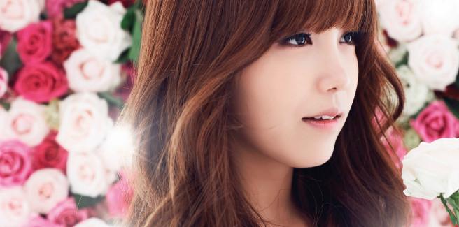 Eunji delle A Pink nella preview del suo primo album da solista