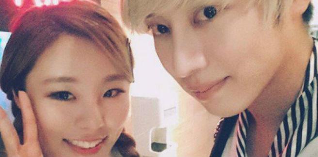Heechul (Super Junior) e Whee In (Mamamoo) insieme in un duetto?