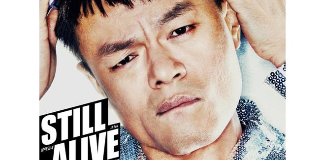 JYP torna con 'Still Alive' e 'Fire' insieme a Steven Yeun e Conan O'Brien