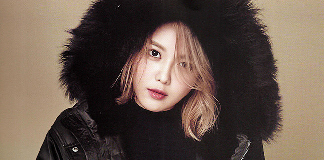 """Sooyoung, ex-SNSD, pronta a tornare sul piccolo schermo in """"Run On""""?"""