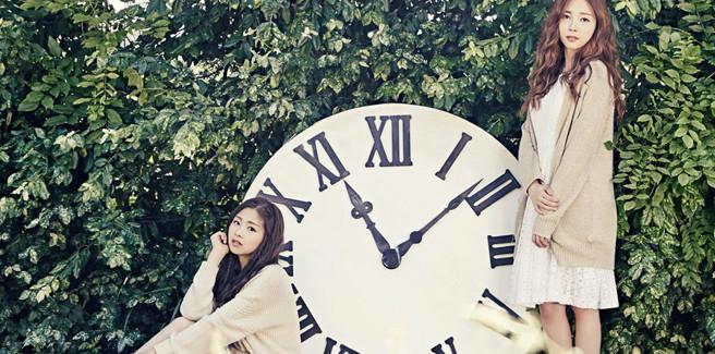 Chaewon delle April e Chaekyung da Produce 101 in una nuova collaborazione