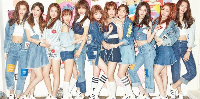 Le IOI rilasciano la toccante 'DOWNPOUR' scritta da Woozi dei Seventeen