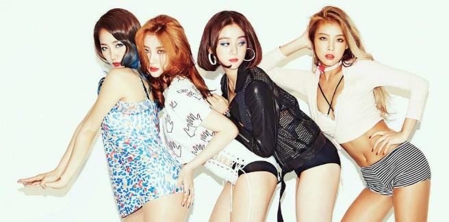 Confermato il comeback delle Wonder Girls in estate